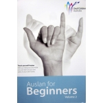 Auslan for Beginners Volume 2
